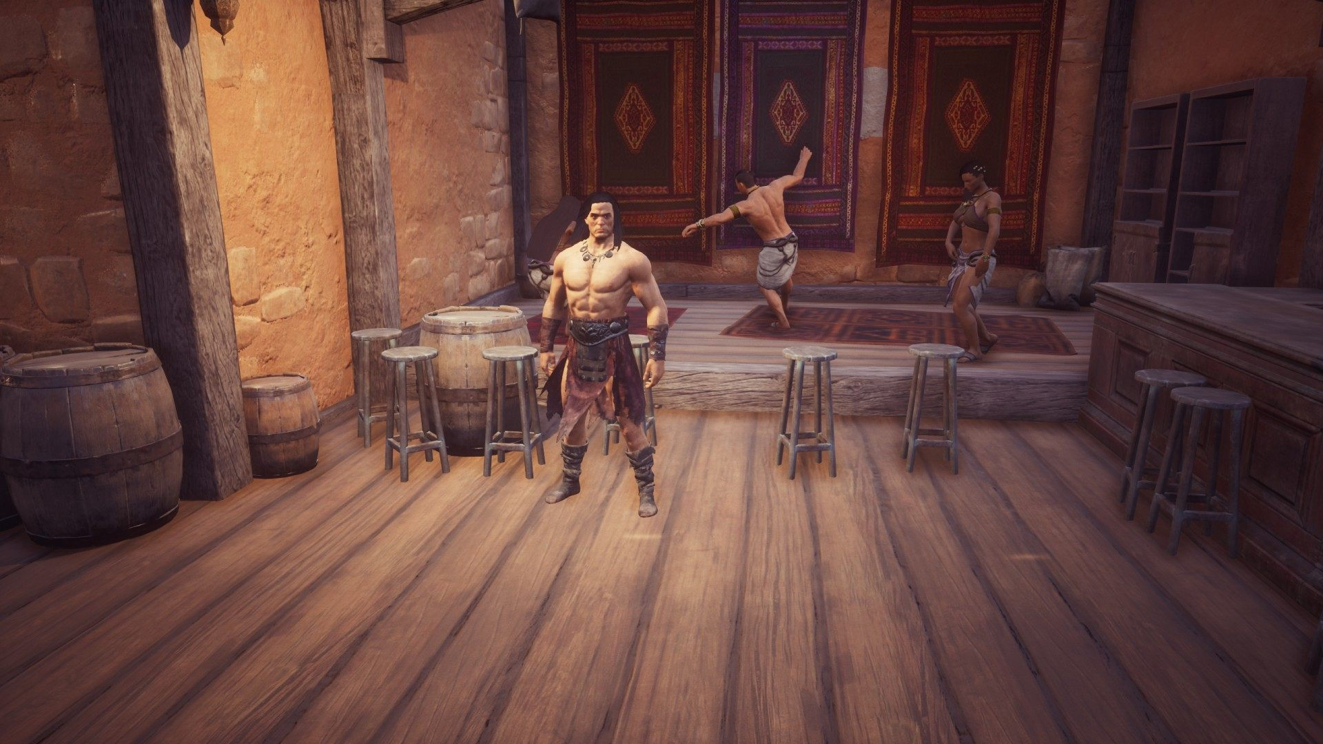 conan exiles how to cook meat