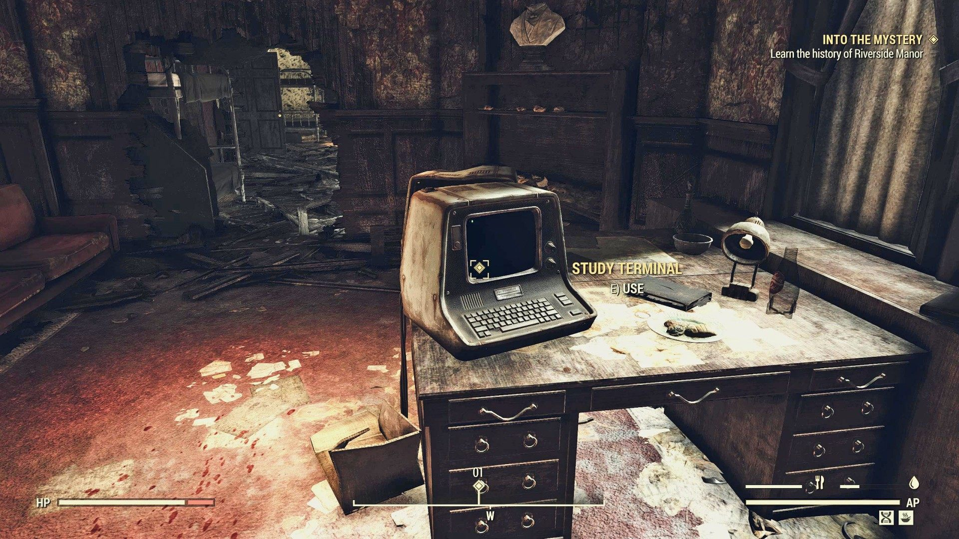 Into the Mystery, Fallout 76 Quest