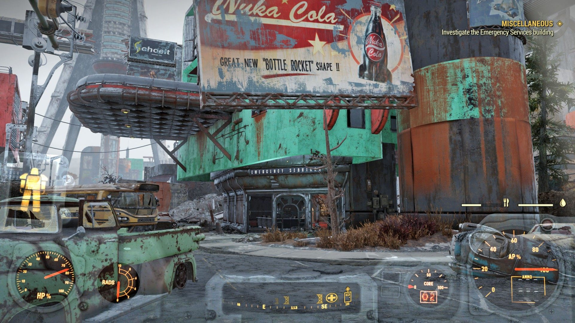 Daily: Cop a Squatter, Fallout 76 Quest