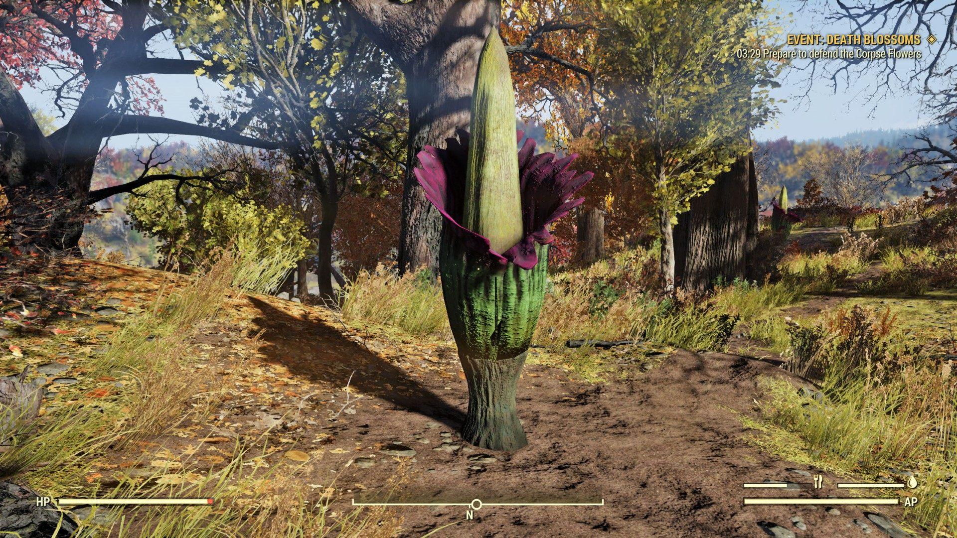 Event Death Blossoms Fallout 76 Quest