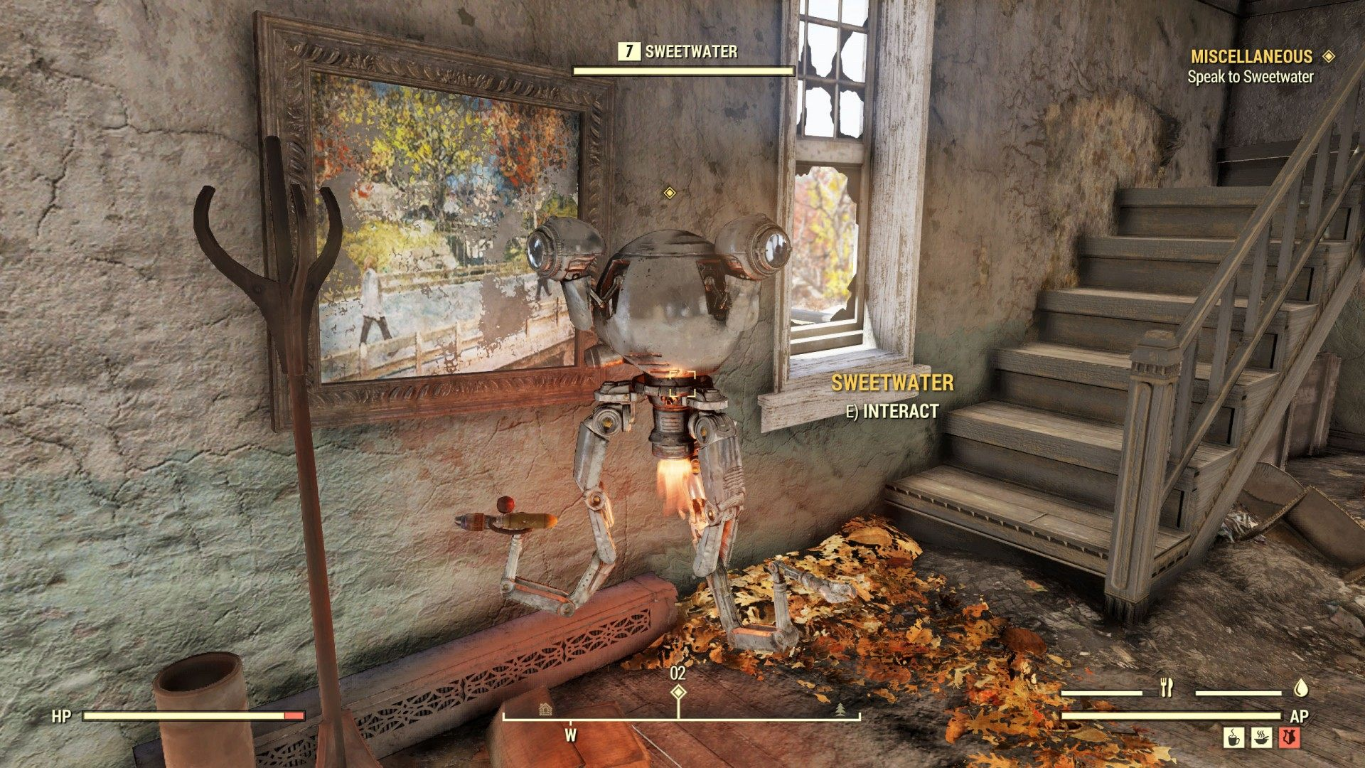 Daily: Strange Brew, Fallout 76 Quest