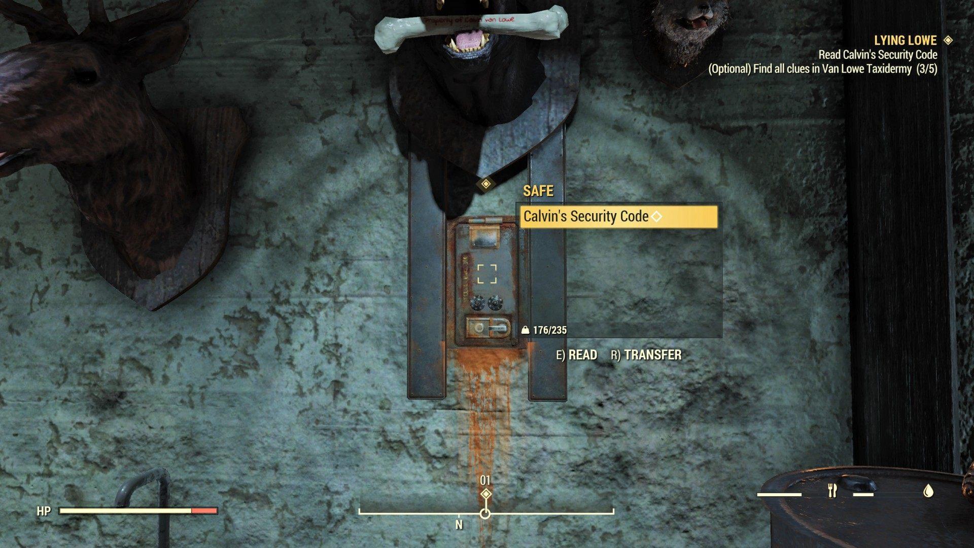 Lying Lowe Fallout 76 Quest