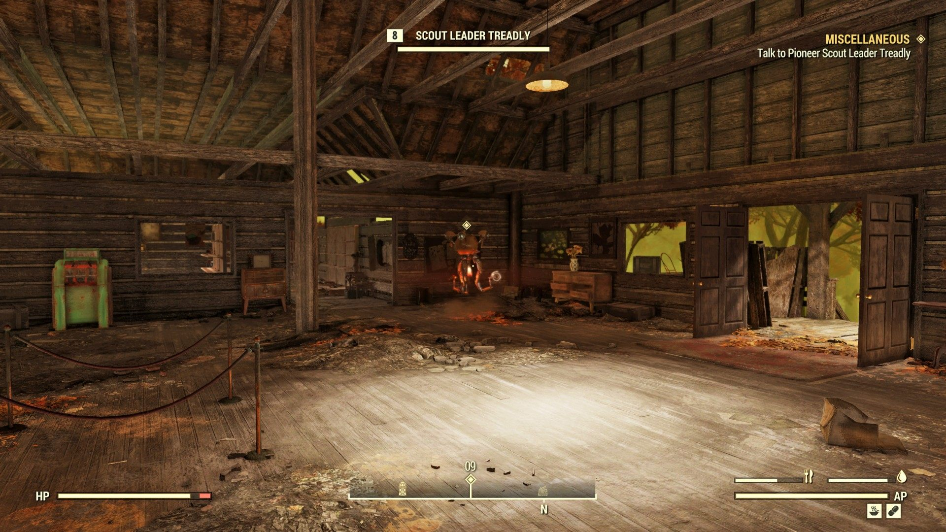 Repeatable: Stings and Things, Fallout 76 Quest