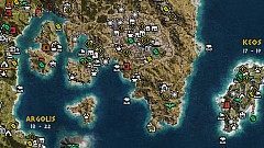 World Map, Assassin's Creed Odyssey Map