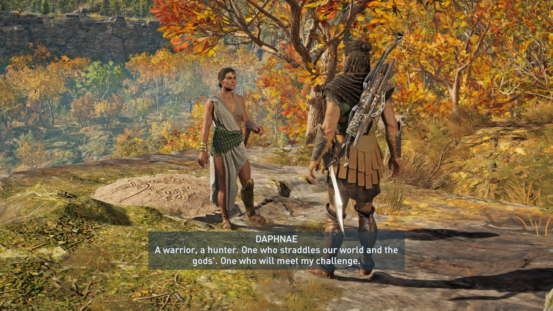 The Daughters Of Artemis Assassin S Creed Odyssey Quest