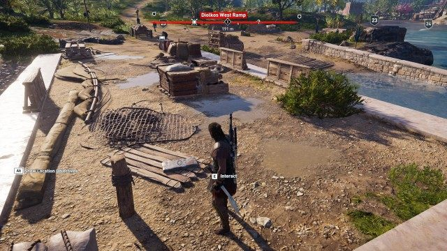 Ainigmata Ostraka Locations Assassin S Creed Odyssey Game Guide