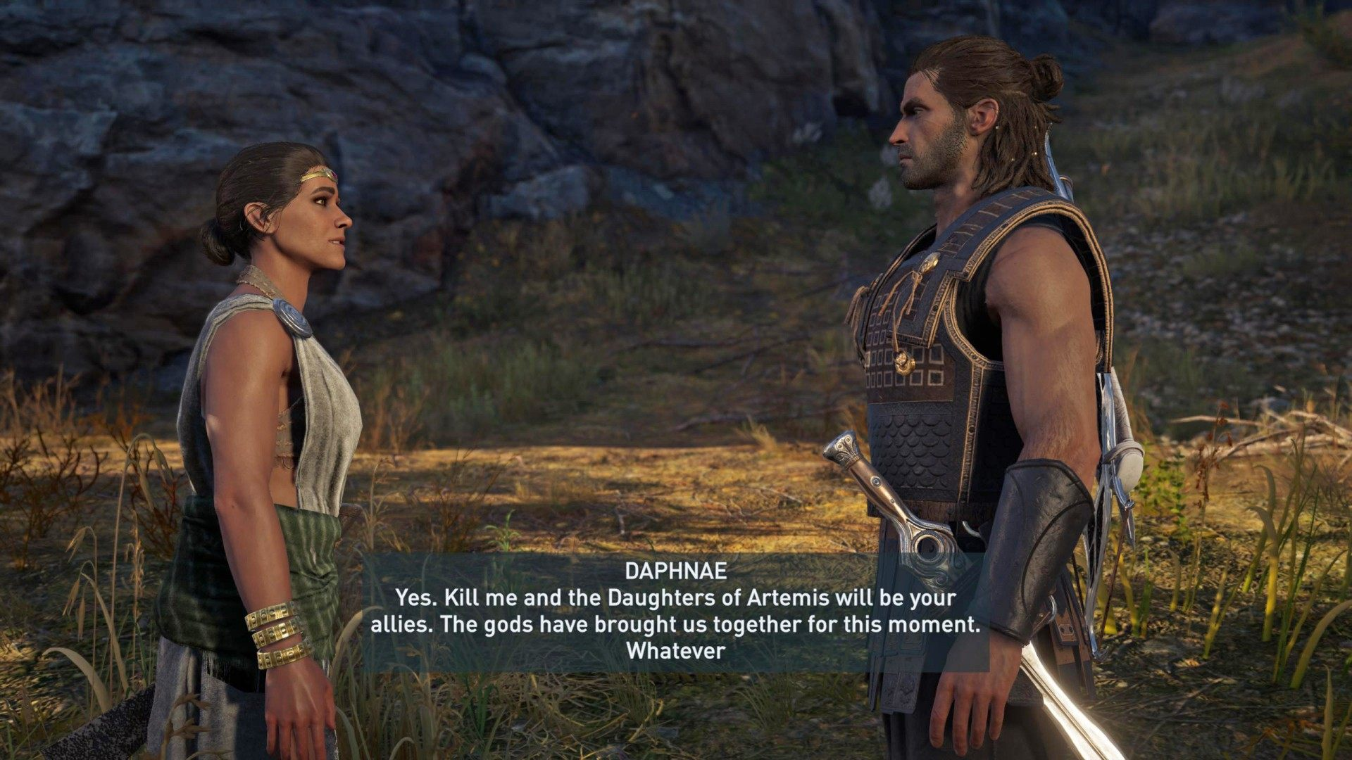Artemis S Request Assassin S Creed Odyssey Quest