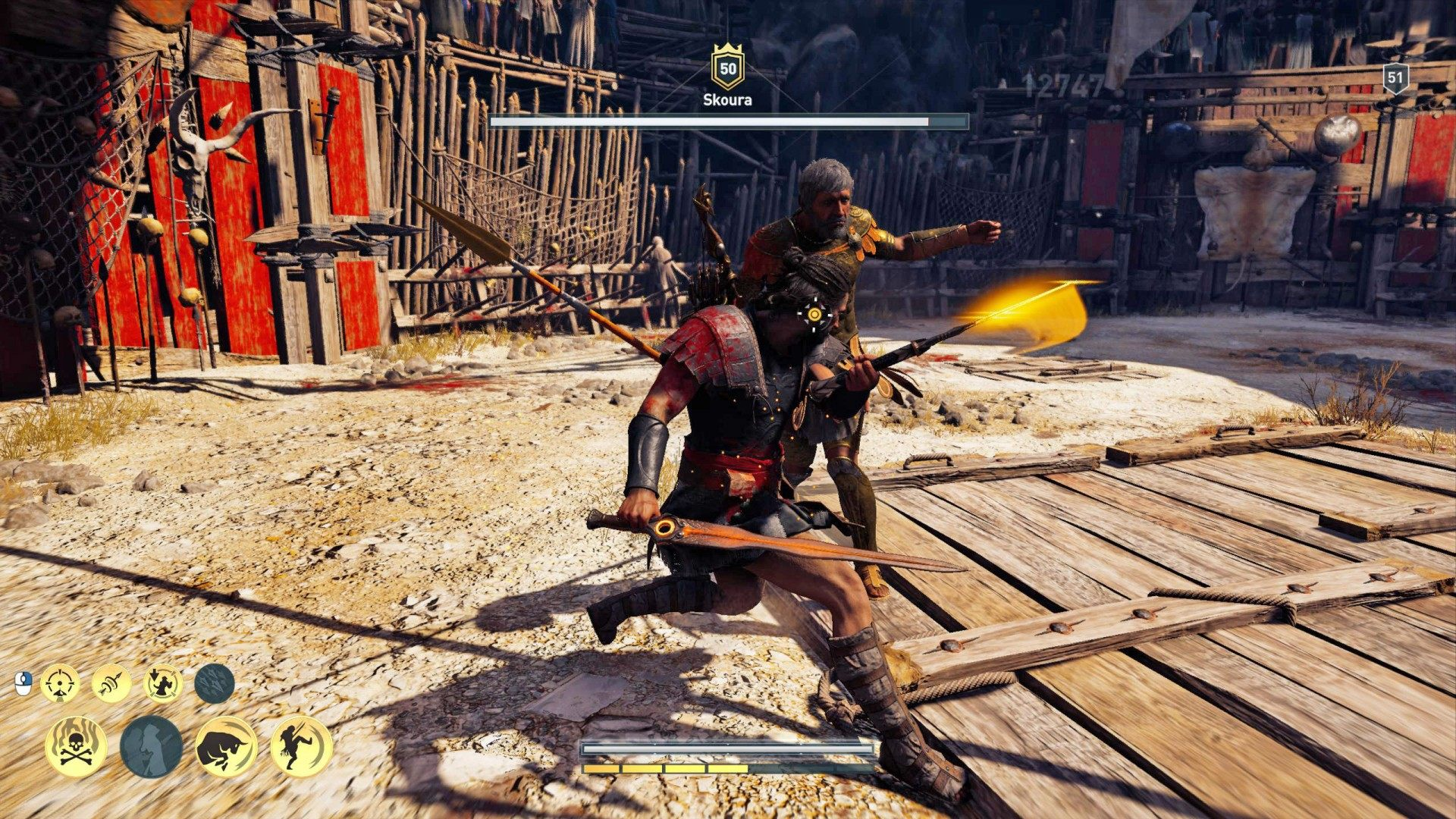 Heroes Of The Arena Assassin S Creed Odyssey Quest