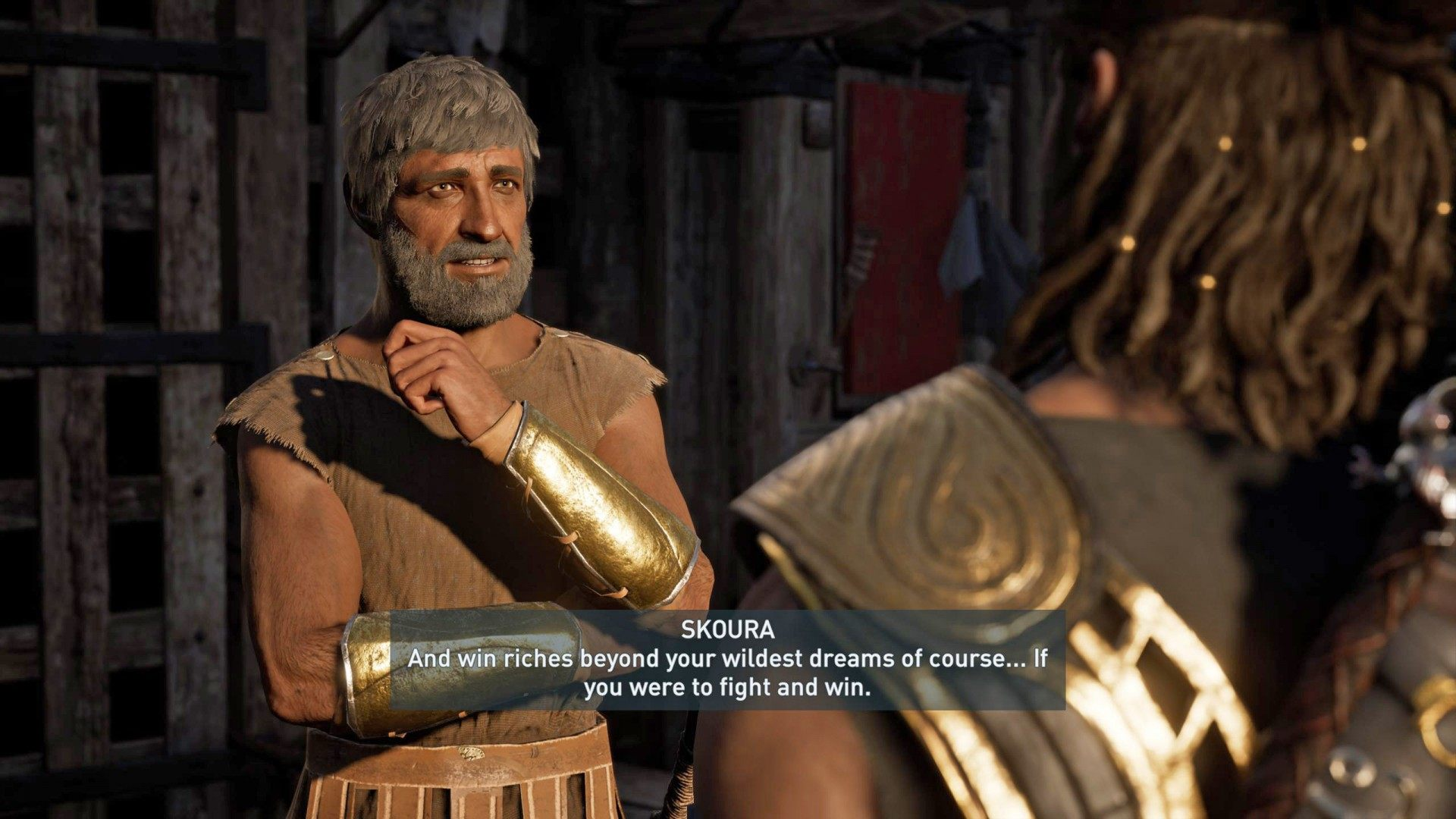 They Just Want Cruelty Assassin S Creed Odyssey Quest