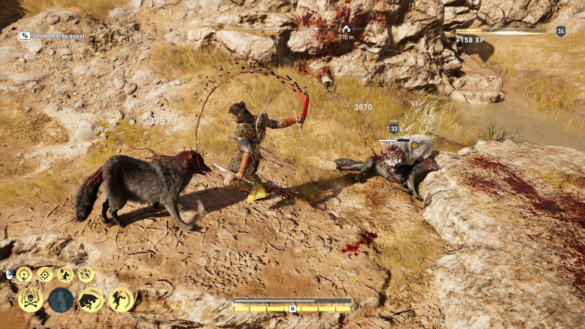 Bare It All, Assassin's Creed Odyssey Quest