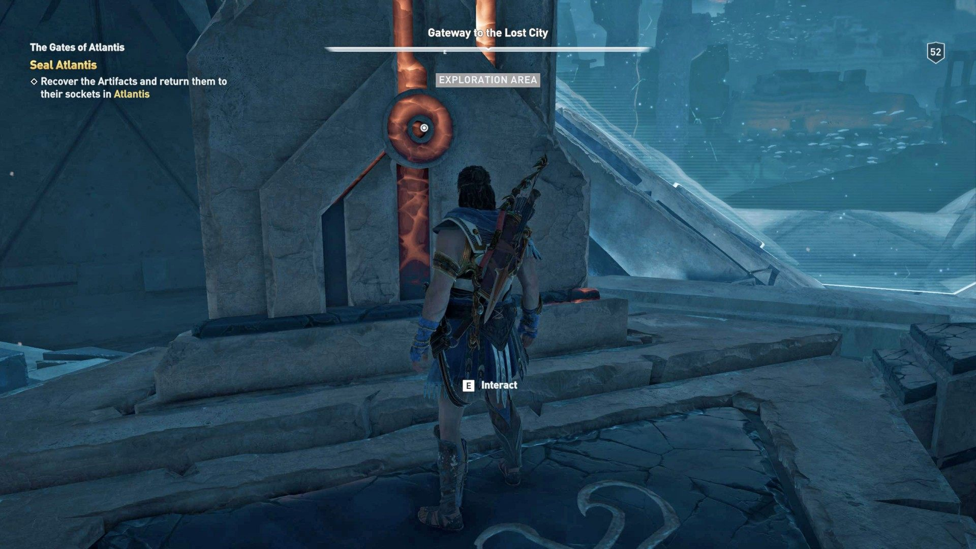 The Gates Of Atlantis Assassin S Creed Odyssey Quest