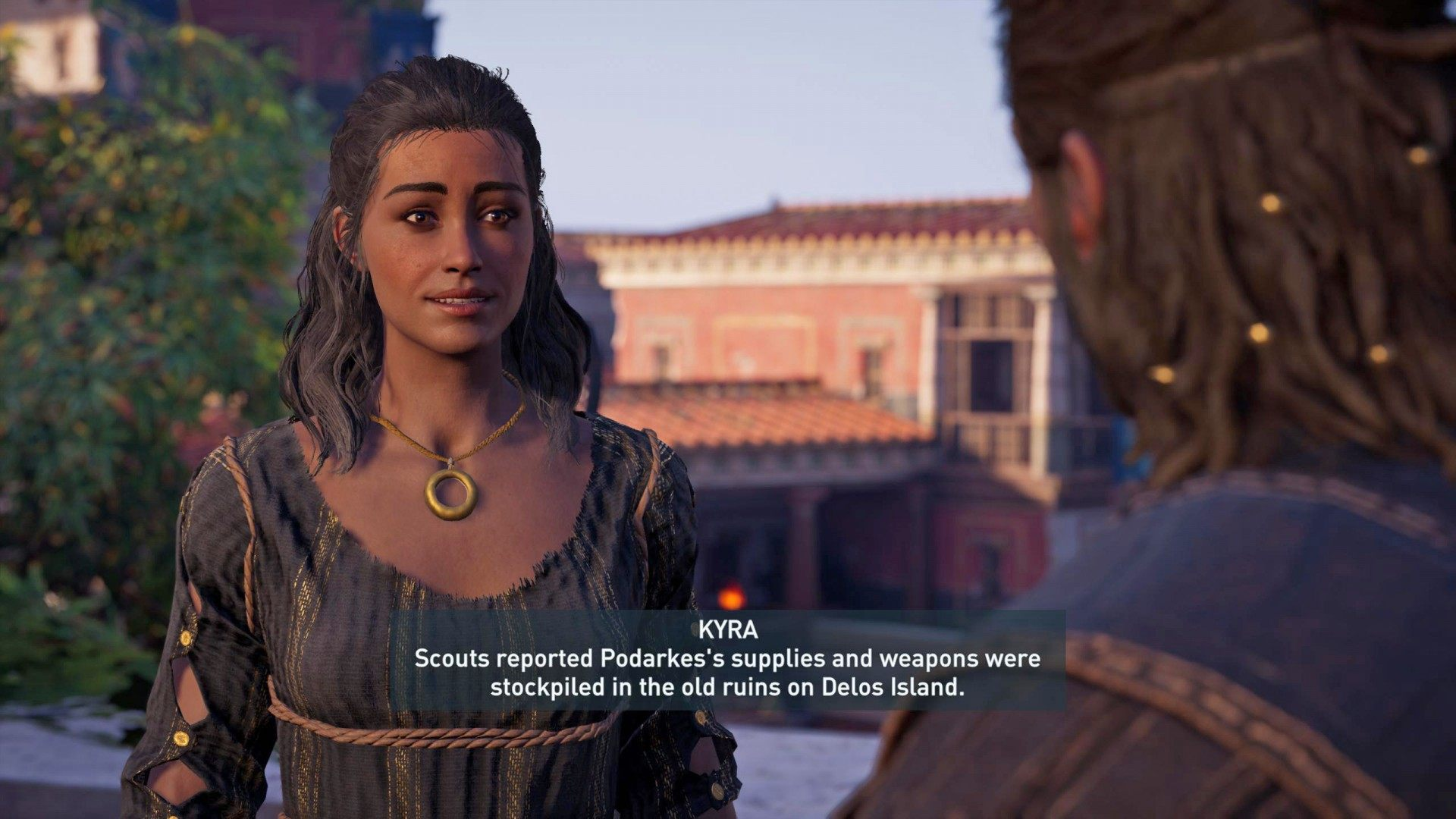 Kyra With A Cause Assassin S Creed Odyssey Quest