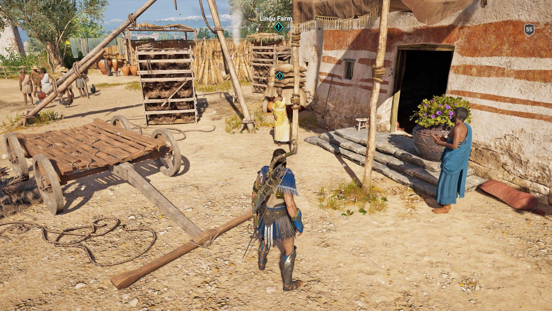 Chicken or Egg, Assassin's Creed Odyssey Quest