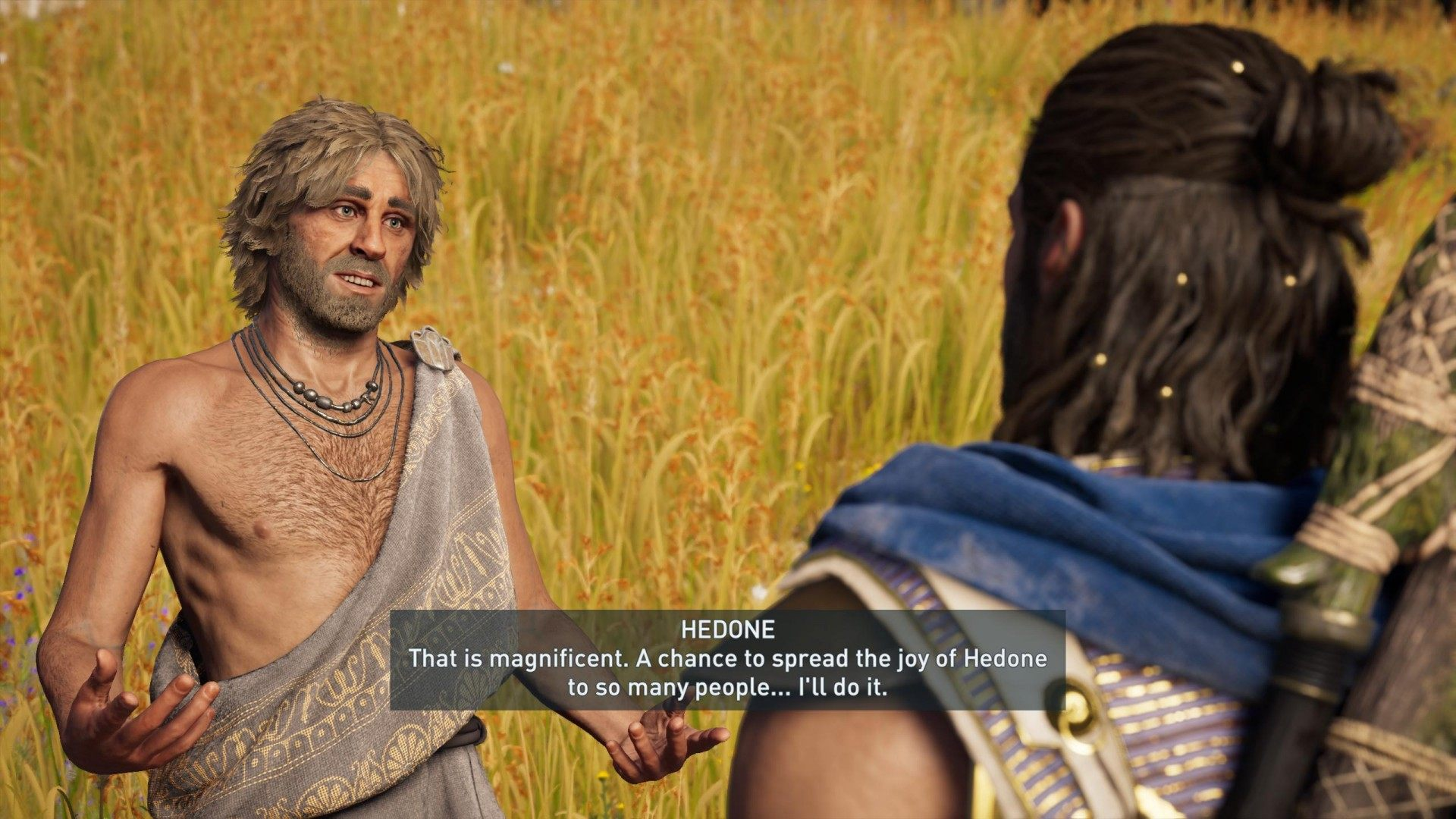 The Hedonistic Method Assassin S Creed Odyssey Quest