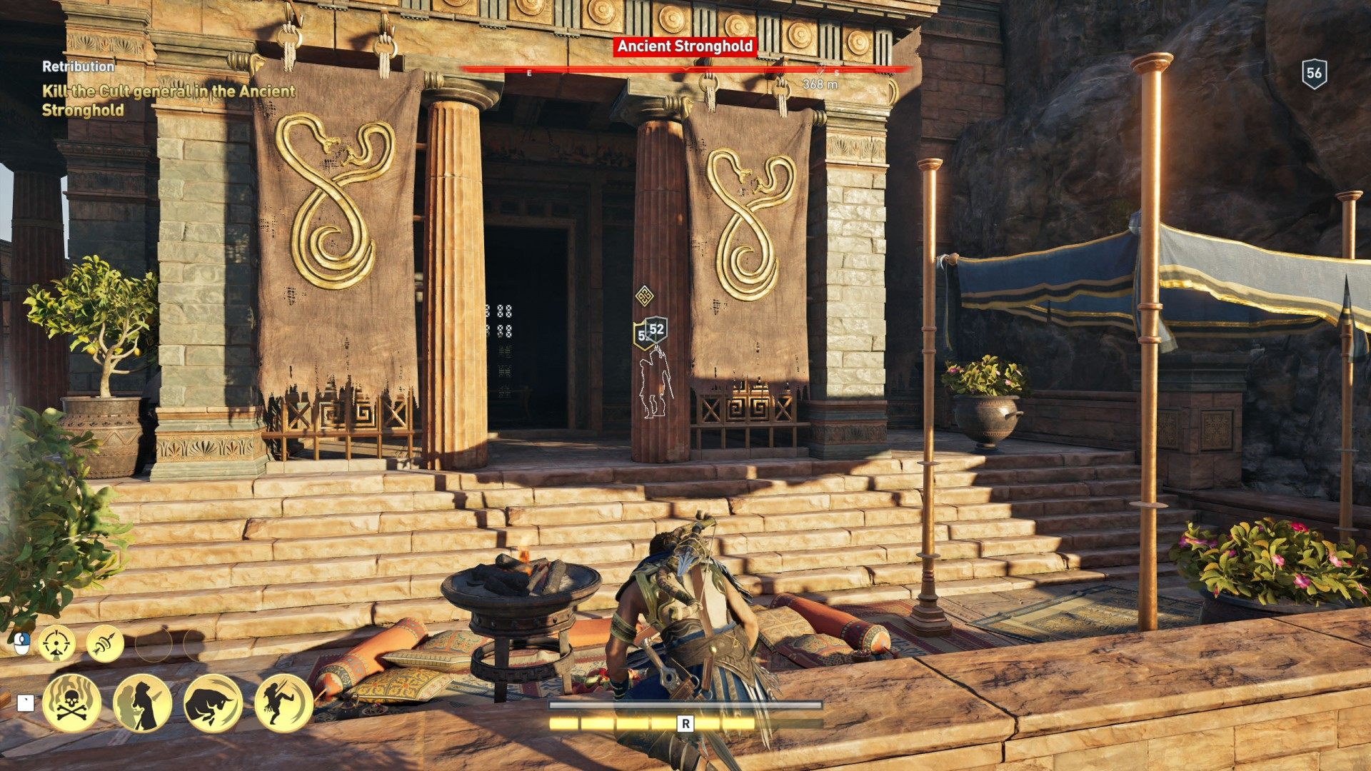 Retribution, Assassin's Creed Odyssey Quest