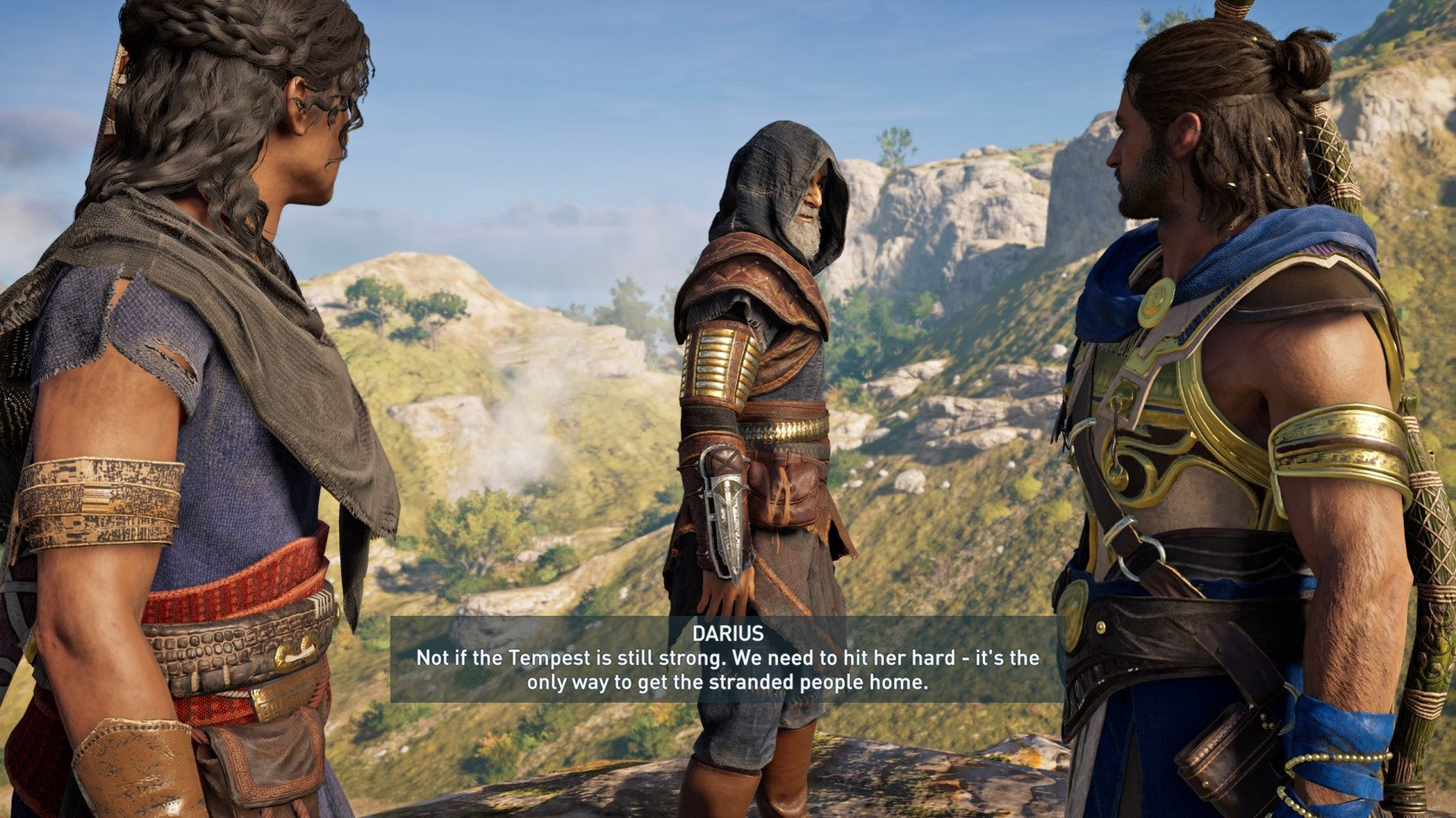 Chasing The Storm Assassin S Creed Odyssey Quest