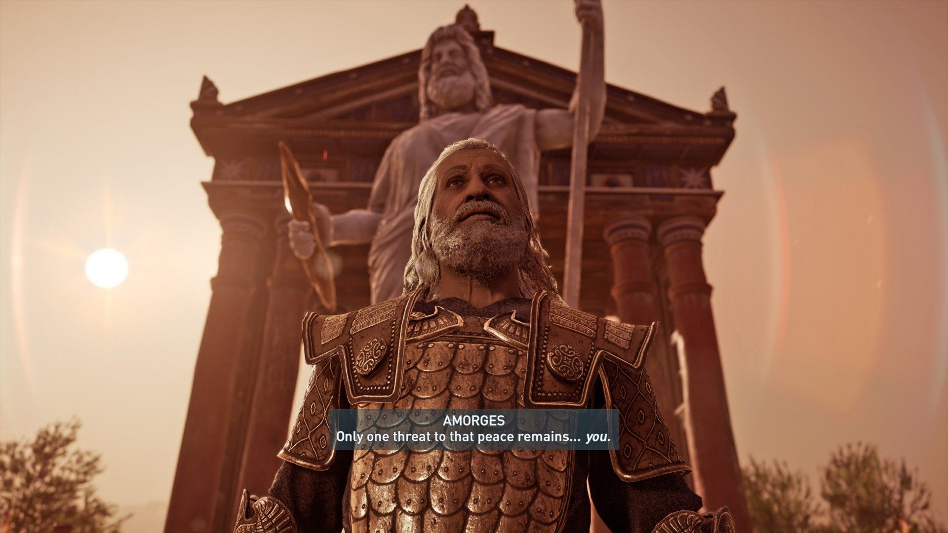 Legacy Of The First Blade Assassin S Creed Odyssey Quest