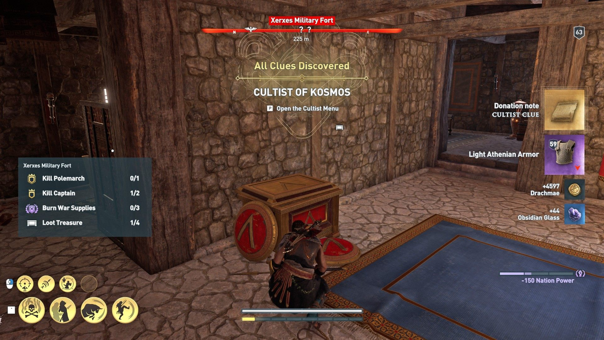The Peloponnesian League Assassin S Creed Odyssey Quest