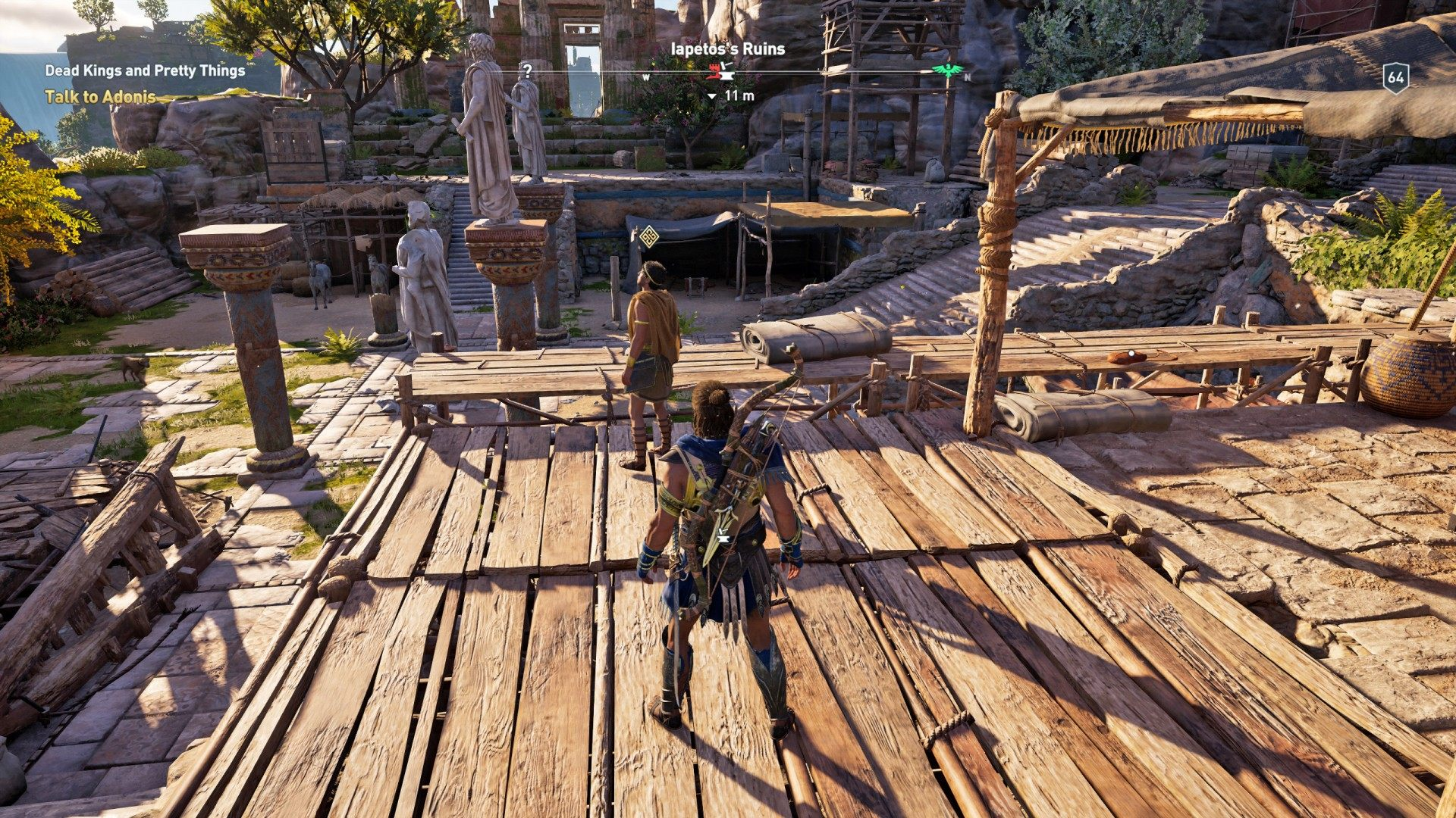 Dead Kings and Pretty Things, Assassin's Creed Odyssey Quest