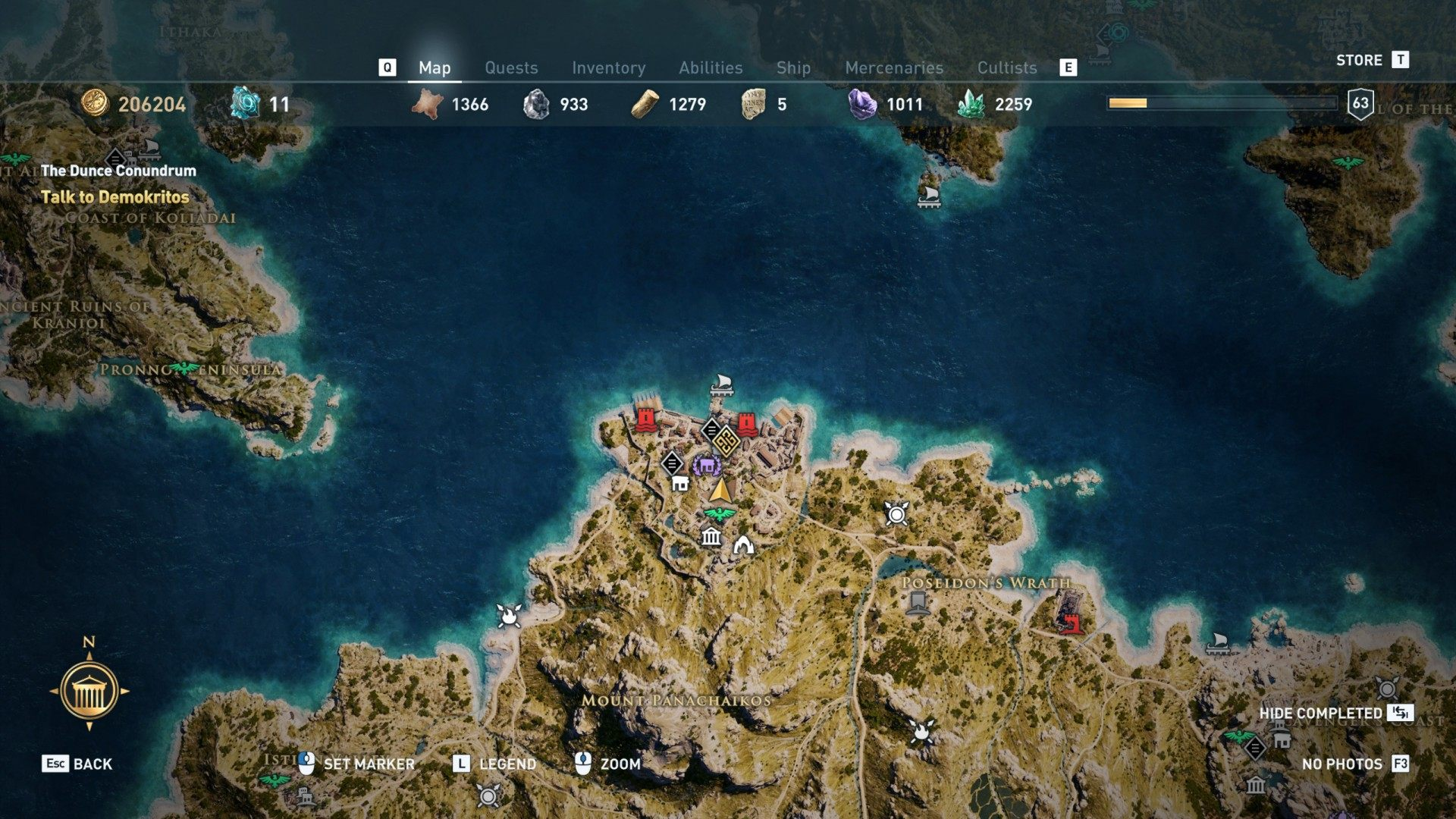 The Dunce Conundrum Assassin S Creed Odyssey Quest
