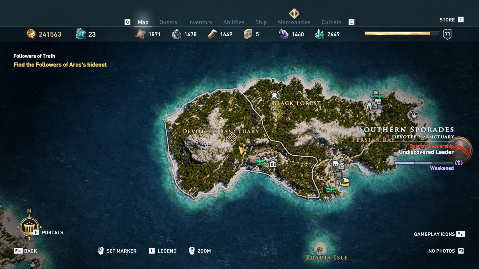 Followers Of Truth Assassin S Creed Odyssey Quest