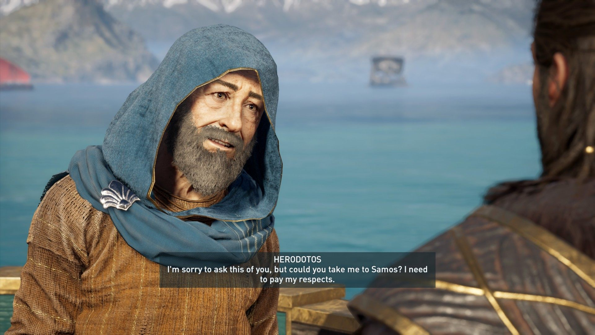 Letter From Home Assassin S Creed Odyssey Quest