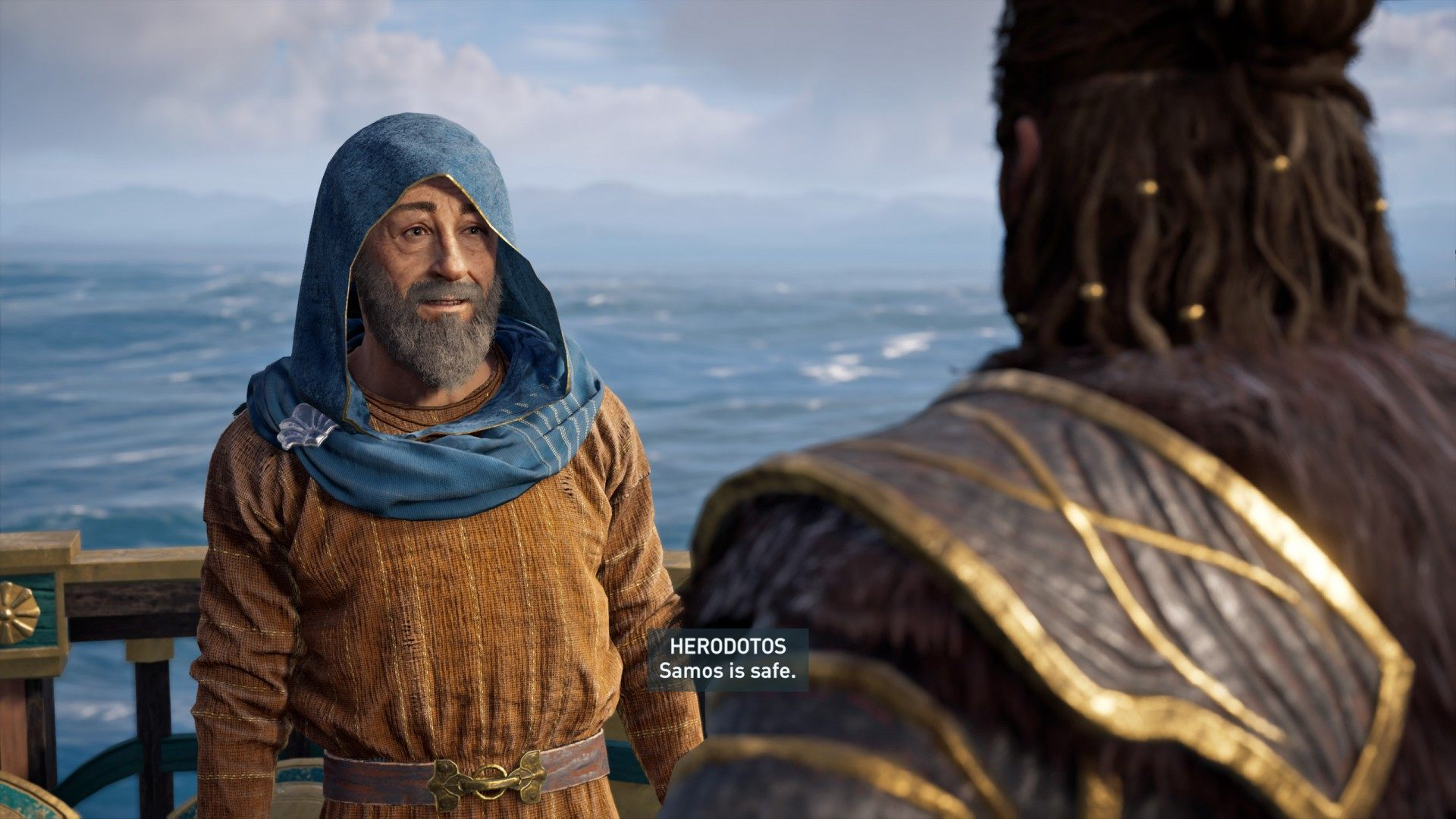 Defense Of Samos Assassin S Creed Odyssey Quest