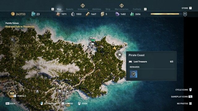 Family Values Assassin S Creed Odyssey Quest