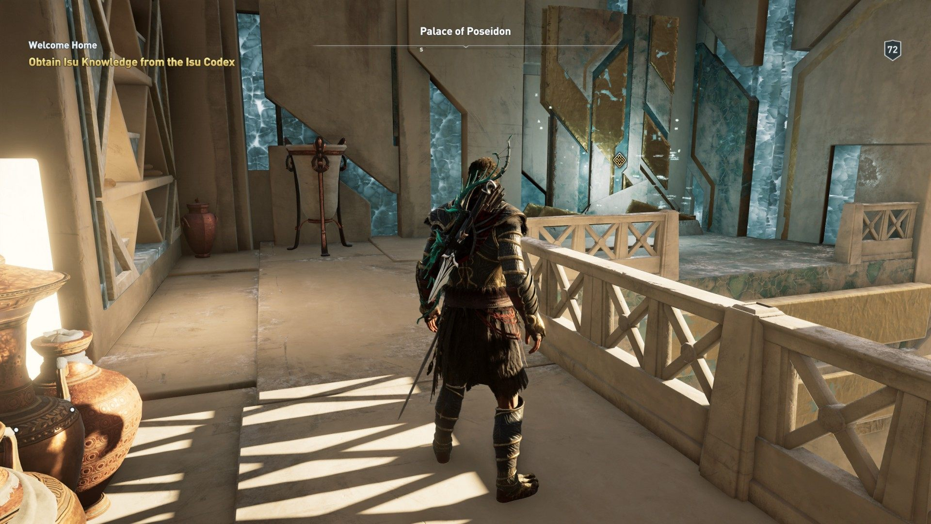 Welcome Home, Assassin's Creed Odyssey Quest