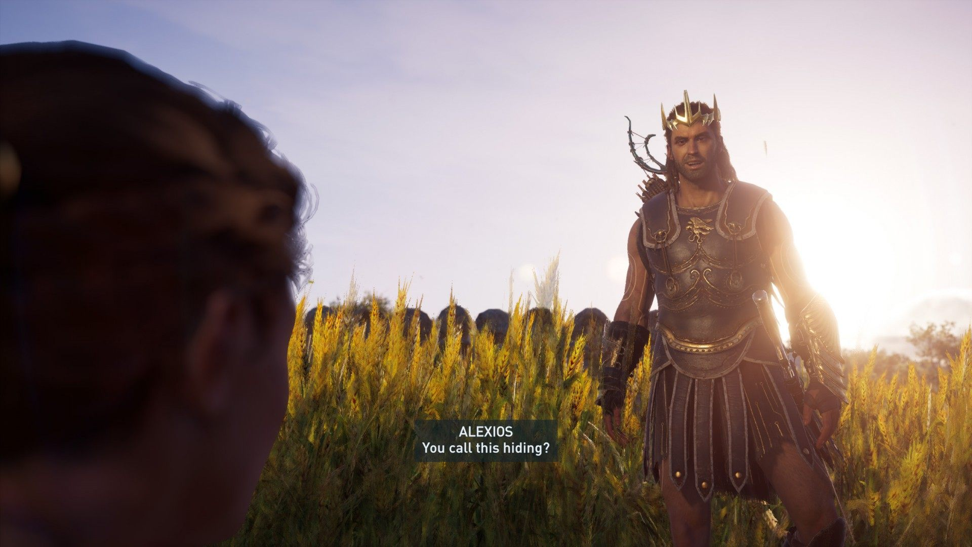 Where We Left Off Assassin S Creed Odyssey Quest