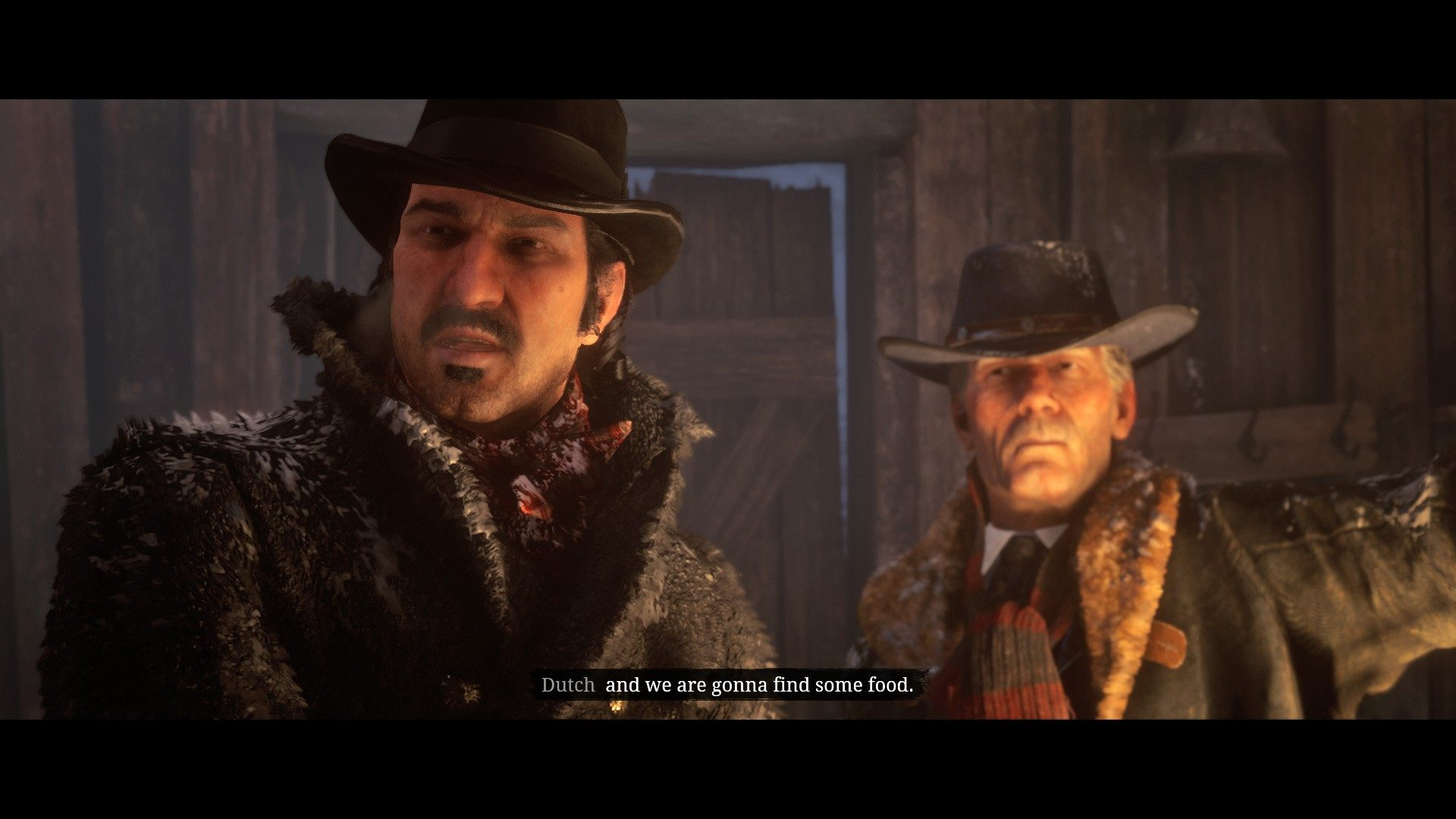 Outlaws From the West, Red Dead Redemption 2 Mission