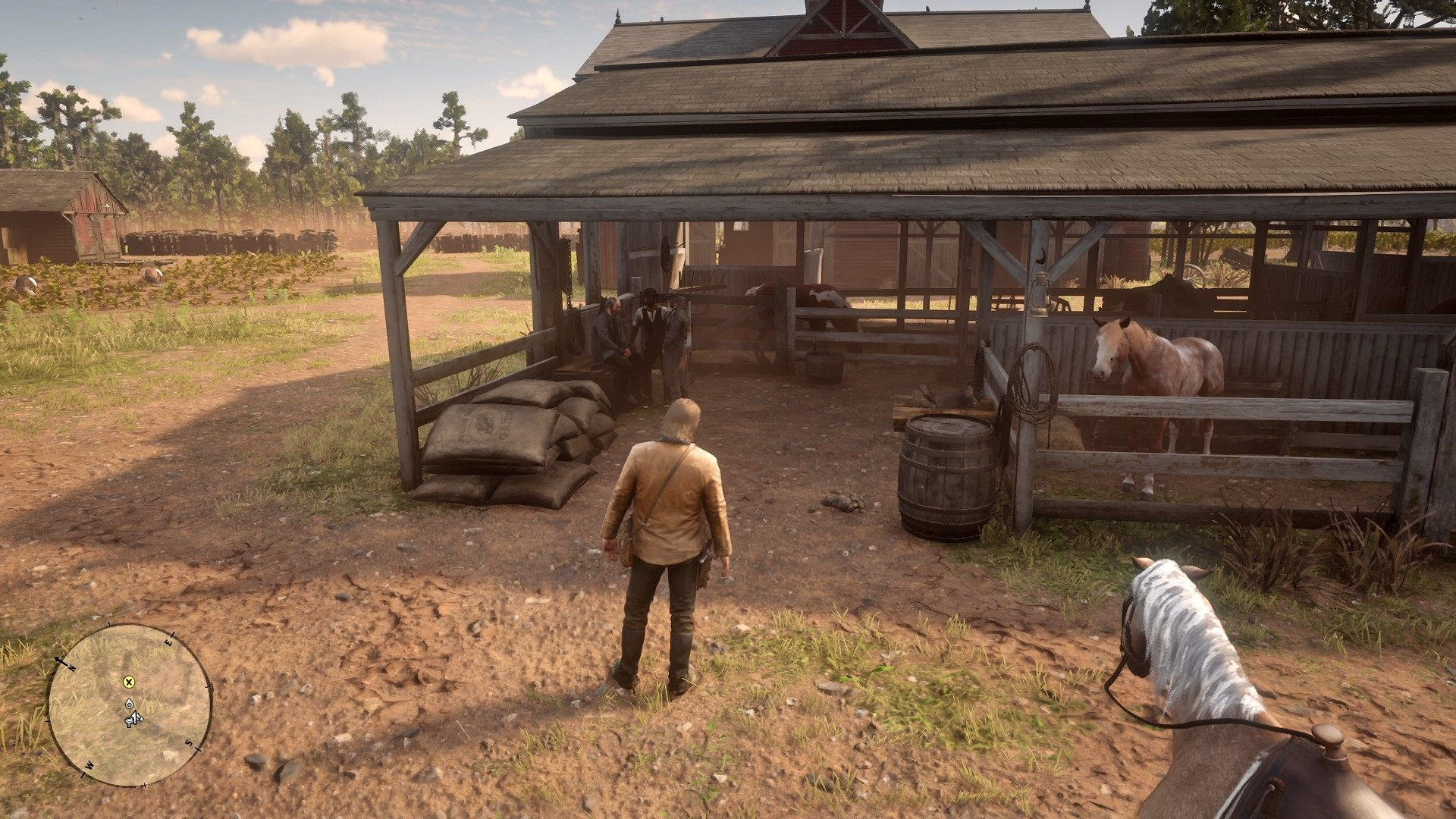 Picture of: Horse Flesh For Dinner Red Dead Redemption 2 Mission