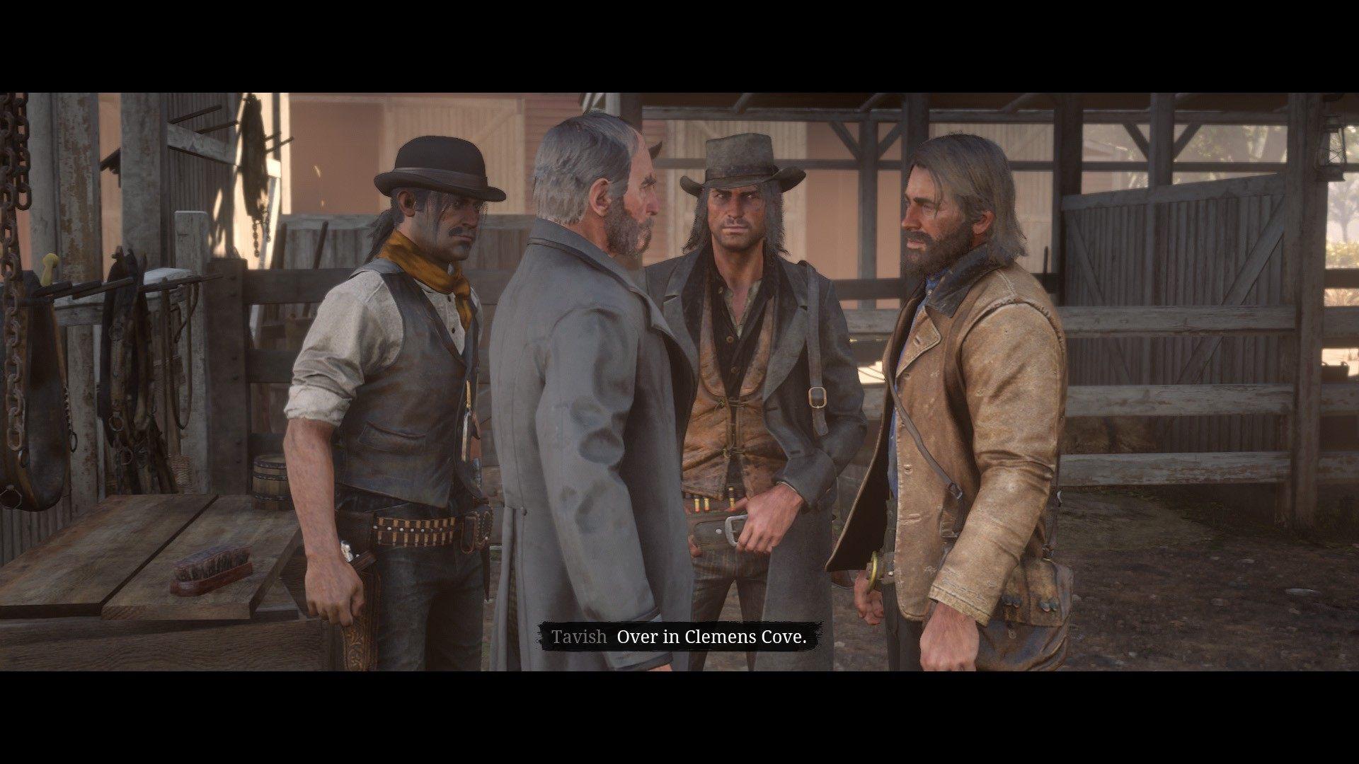 Horse Flesh For Dinner Red Dead Redemption 2 Mission