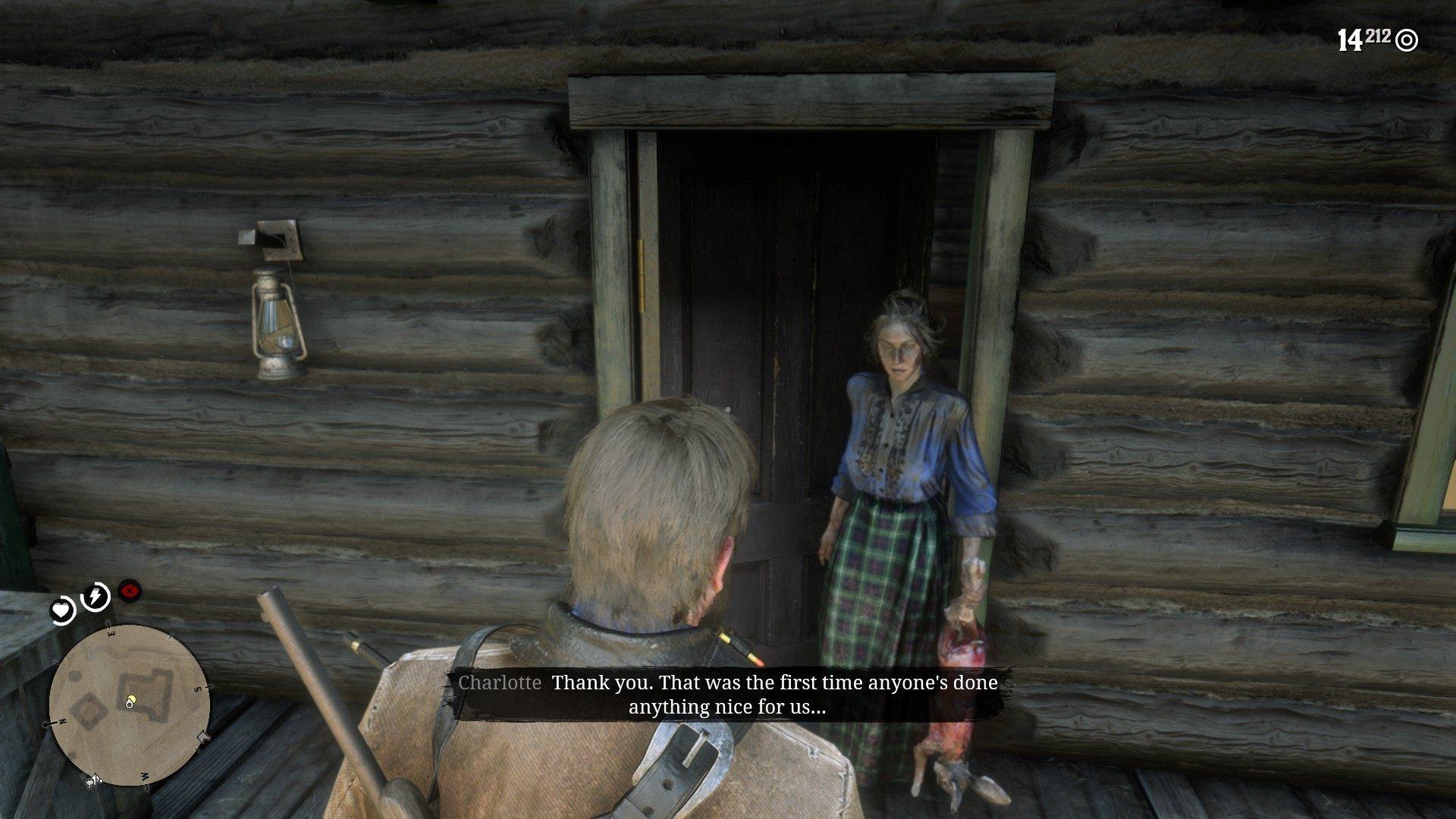The Widow Of Willard S Rest Red Dead Redemption 2 Mission