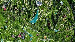 Hope County, Far Cry New Dawn Map