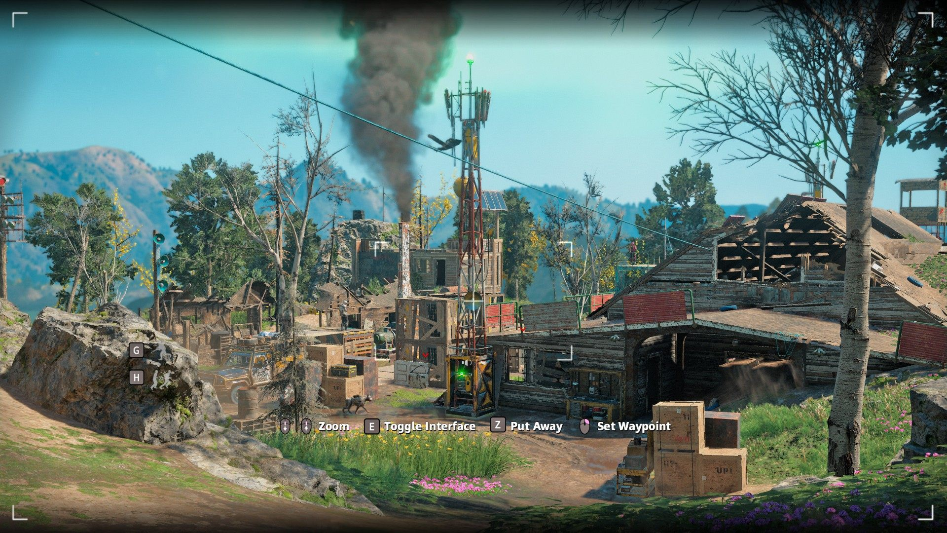 Outposts Far Cry New Dawn Points Of Interest