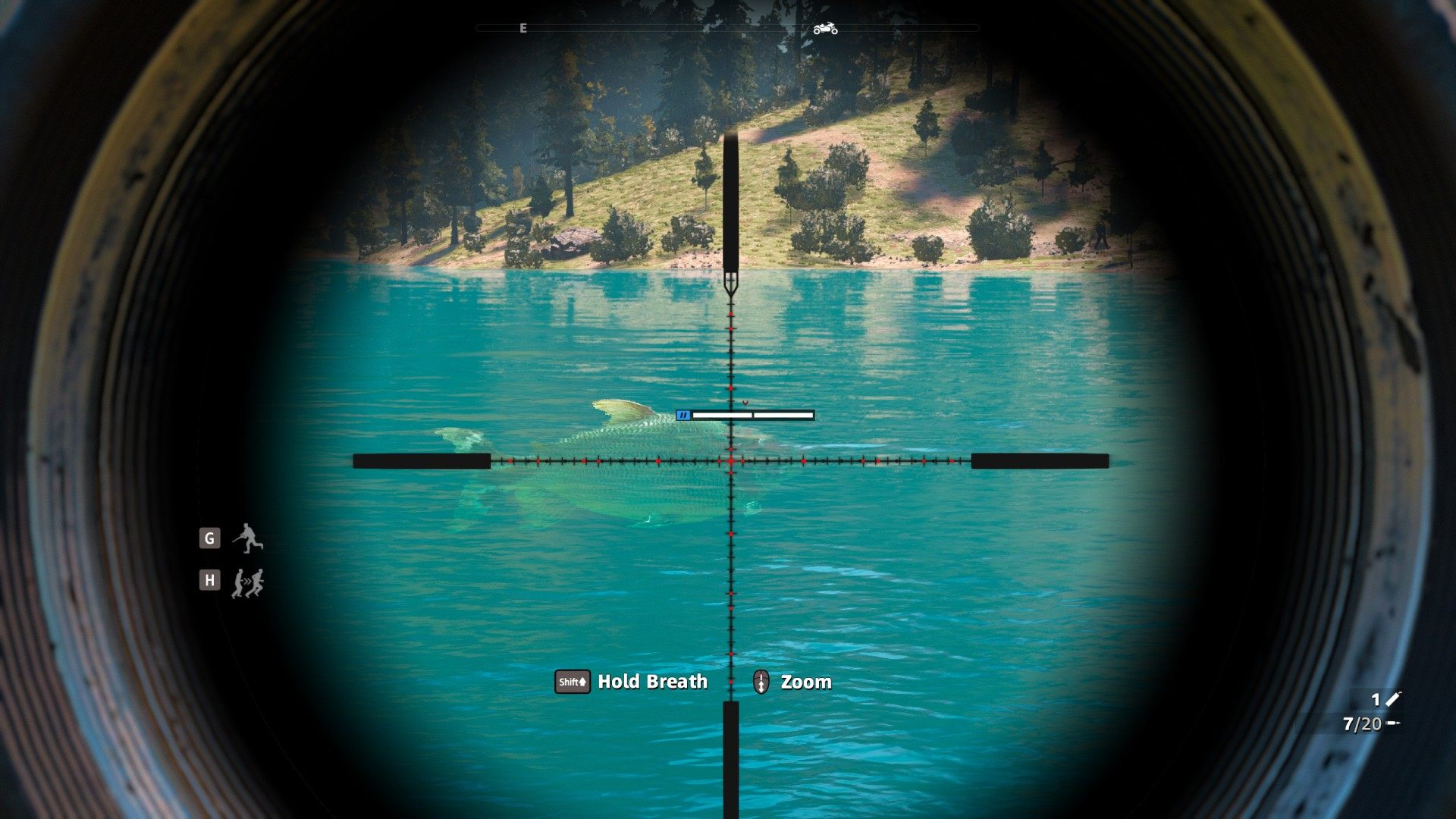 Fish Habitats Far Cry New Dawn Points Of Interest