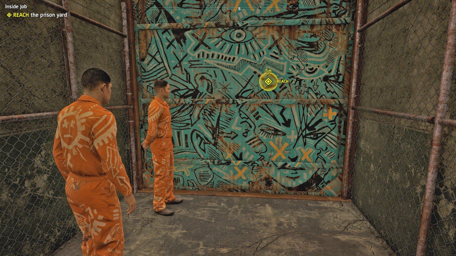 Inside Job Far Cry New Dawn Mission