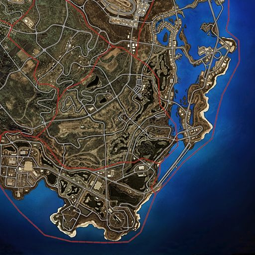 Palm City Need For Speed Heat Map