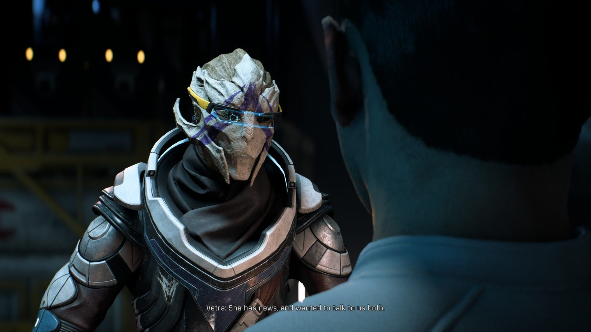 Go To Vetra On The Tempest