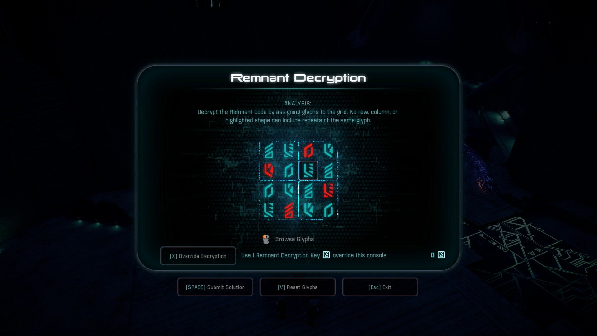 Remnant Decryption Puzzle Solutions Mass Effect Andromeda Game Guide