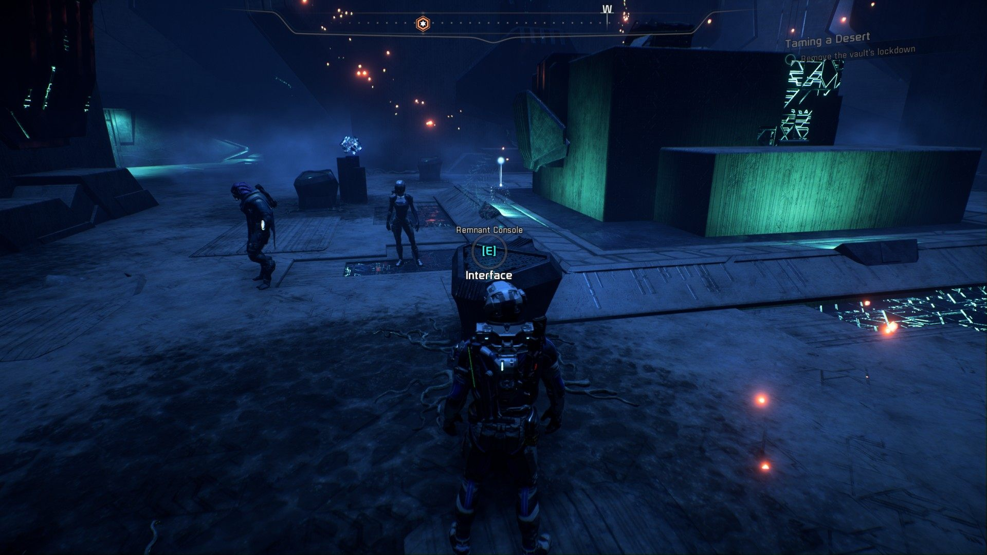 Taming A Desert Mass Effect Andromeda Mission