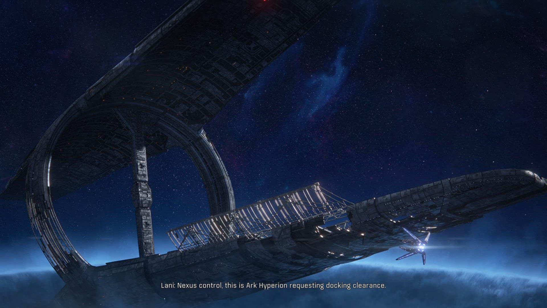 Nexus Reunion Mass Effect Andromeda Mission