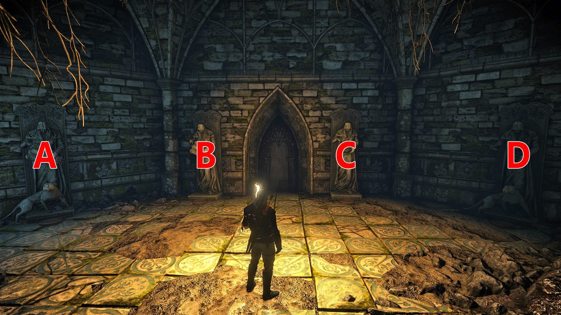 Magic Lamp Witcher 3 Wild Hunt Quest