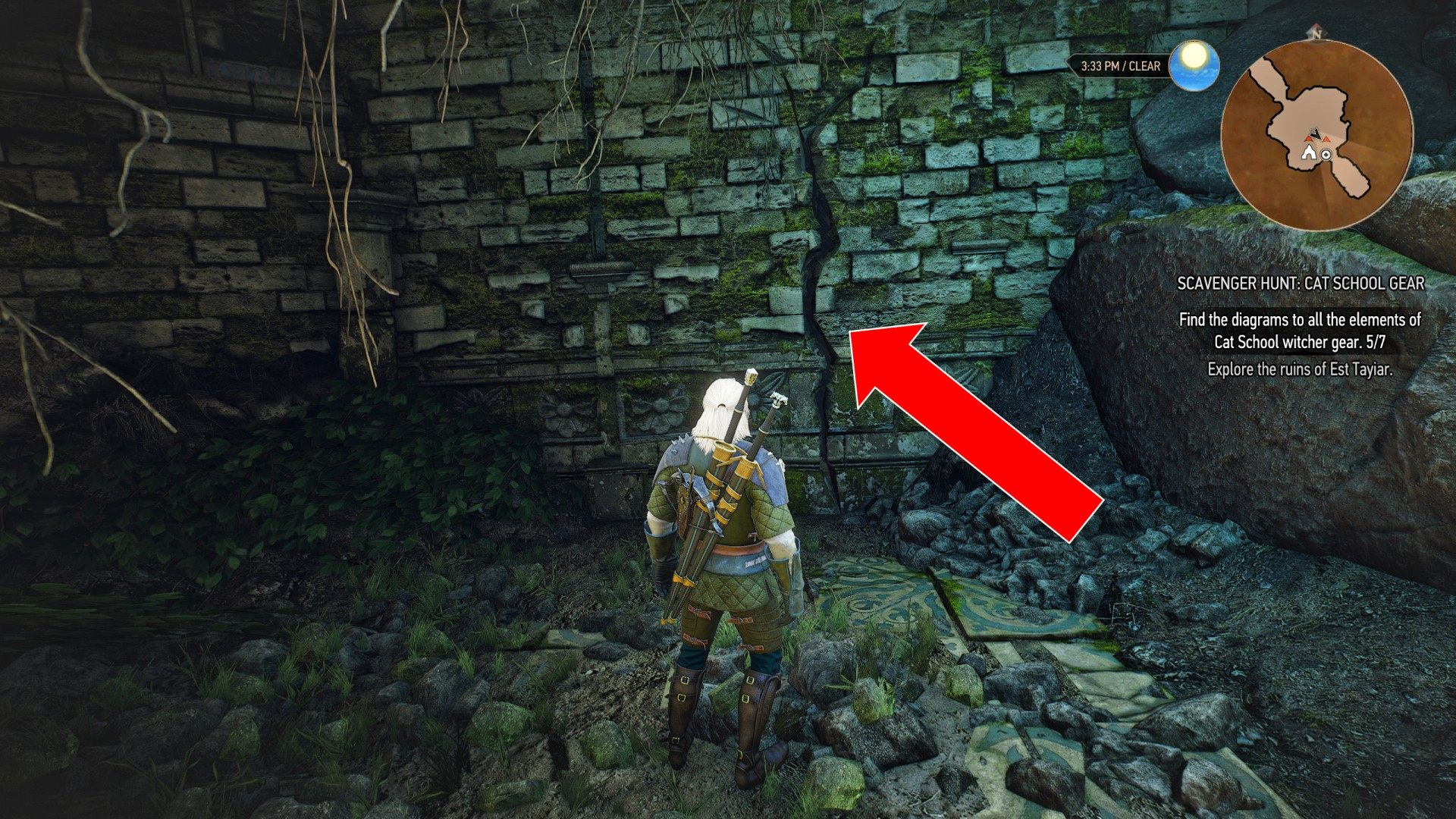 witcher 3 devils puffball location