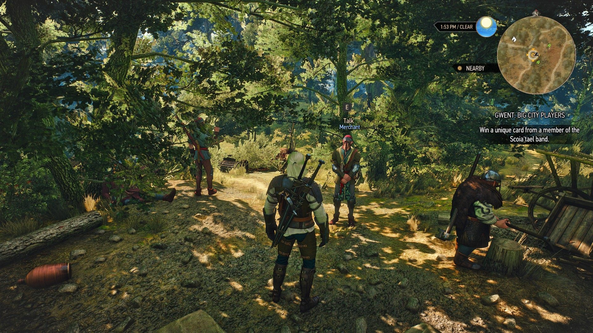 Vivaldi bank novigrad witcher 3