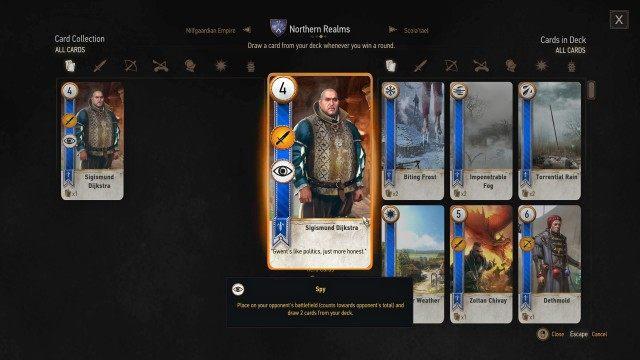 gwent velen players witcher 3 wild hunt quest