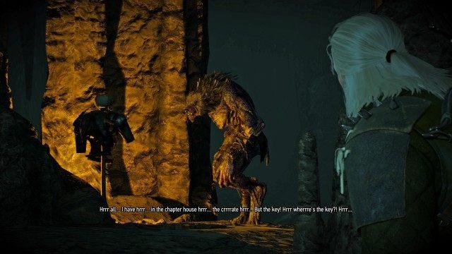 Find Witcher 3's Morkvarg