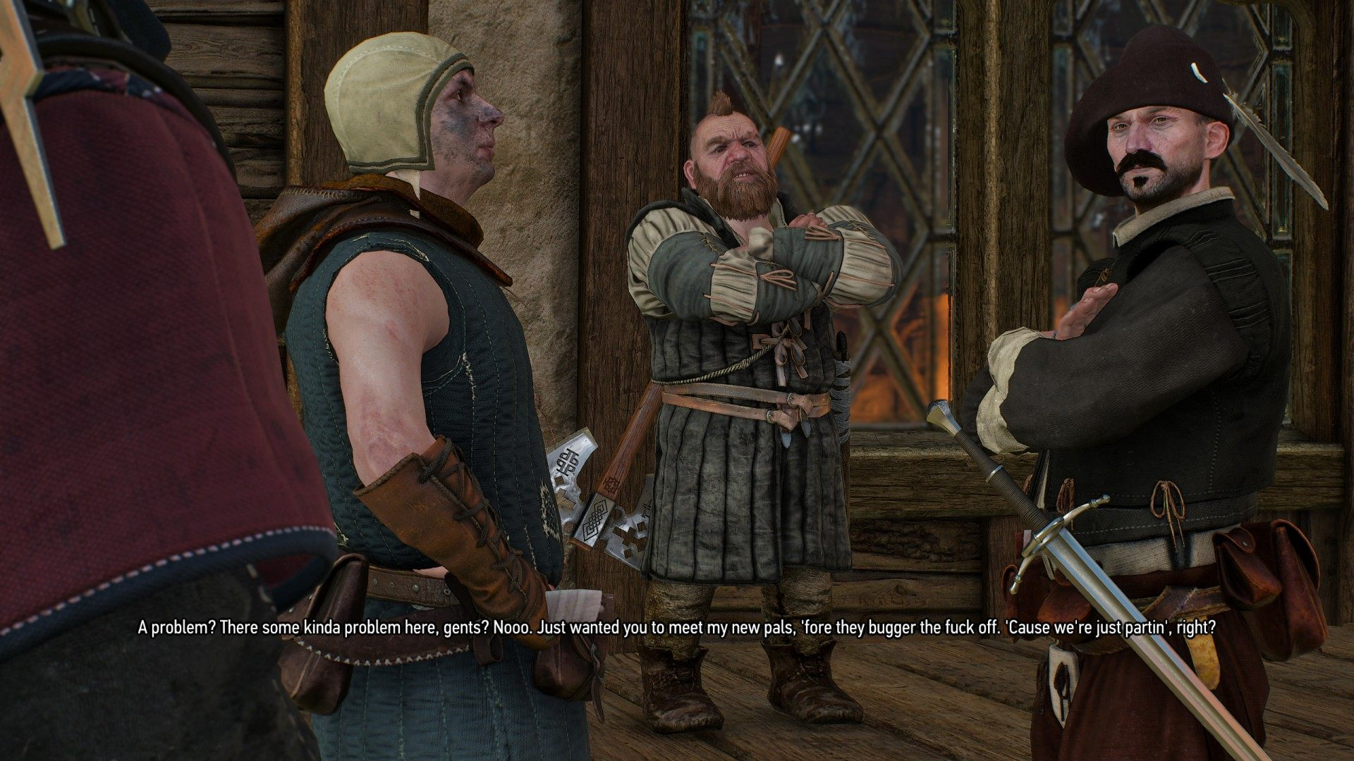 A Dangerous Game Witcher 3 Wild Hunt Quest