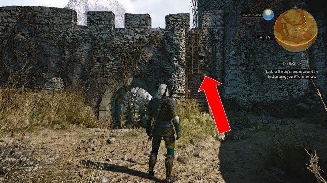 Witcher 3 Quest Fehlgeschlagen
